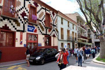 Petrer en la ruta turística de los cruceros que atracan en Alicante
