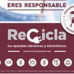 La campaña «Recicla tus aparatos» pedaleará en Petrer el 18 de abril