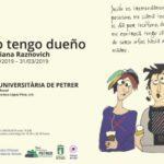 La regidoria de Cultura de Petrer organitza dos actes per a celebrar el Dia de la Dona
