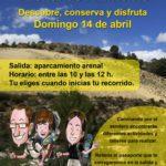 La Regidoria de Medi Ambient organitza una Ruta interactiva a l'Arenal de l'Almorxó