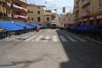 El Ayuntamiento de Petrer ultima el operativo de seguridad y limpieza para fiestas
