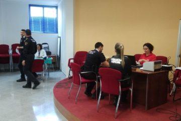 24 donaciones de sangre en el cuarto maratón de donación de los cuerpos de seguridad, emergencia y empleado público de Elda y Petrer