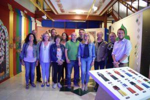 Rueda de prensa presentación Oficina de Turismo en fiestas