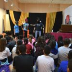 Cerca de 3.100 escolares de Petrer pasarán por el taller de lectura «Els nostres monstres»