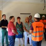 Comienzan las obras de mejora del colegio público Reina Sofía con una inversión de 417.000 € del Plan Edificant