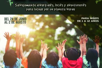 """Más de 1.000 niños de Petrer """"Juntos al rescata de la naturaleza"""" en la Escuela de Verano"""