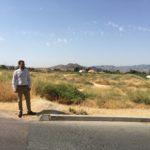 Acondicionan el solar municipal de la zona de Els Platans para reubicar temporalmente a los alumnos del Azorín