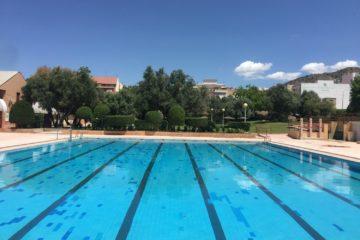 La concejalía de Deportes amplía hasta el 8 de septiembre la piscina de verano coincidiendo con el final de las vacaciones escolares