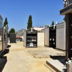 El Ayuntamiento de Petrer invierte 40.000 euros para seguir mejorando el Cementerio Municipal