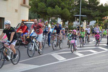 """La Semana de la Movilidad comienza el próximo lunes bajo el lema """"Camina con nosotros"""""""