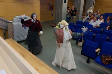 """Les carasses de Petrer cautivan en la jornada """"Patrimoni ocult"""" de la Universitat de València"""