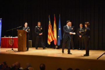 Petrer acull la celebració del Dia dels Sants Àngels Custodis de la Policia Nacional