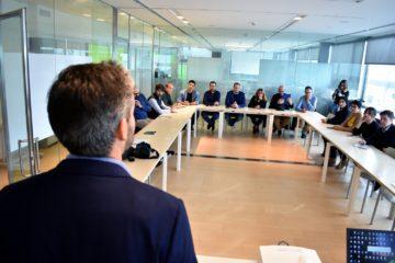 INOVARE comienza su andadura en Petrer para impulsar la transferencia tecnológica e industrial en la provincia de Alicante