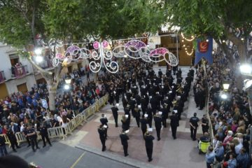 """El """"Pasodoble Petrel""""se convertirá en el himno oficial de la ciudad a propuesta de la Unión de Festejos y el consenso de todos los partidos"""