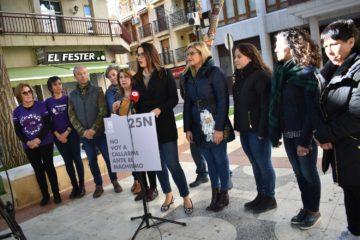 Petrer llança una campanya per al 25N protagonitzada per homes que interpel·len les actituds masclistes d'altres homes