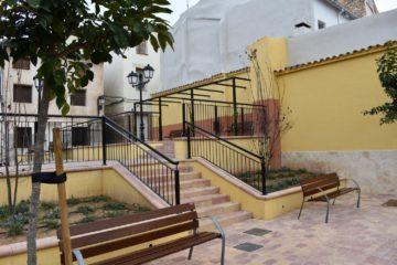 El Ayuntamiento quiere reactivar el casco antiguo como zona residencial junto a la nueva plaza de Las Almas que ya está en uso