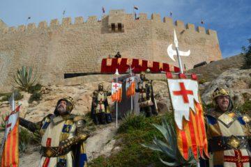 Petrer ultima els preparatius de la Festa dels Capitans i de La Rendició