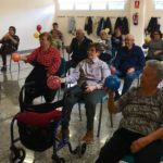 La concejalía de Sanidad amplía la gerontogimnasia de su Escuela de Salud de la que se benefician 150 mayores para lograr un envejecimiento saludable