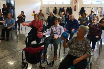 La regidoria de Sanitat amplia la gerontogimnàstica de la seua Escola de Salut de la qual es beneficien 150 majors per a aconseguir un envelliment saludable