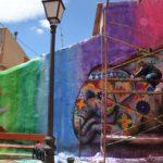 Cultura organitza la primera ruta cultural per a conéixer els grafitis urbans del centre històric