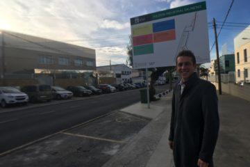 Petrer invierte 120.617 € en reasfaltado, iluminación y modernización del polígono industrial de Salinetas