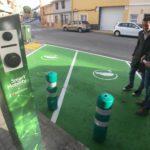 Petrer instala dos estaciones de recarga de vehículos eléctricos subvencionadas por IVACE