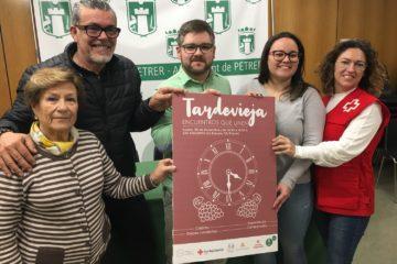 Petrer organiza una Tardevieja para combatir la  soledad, con la participación de artistas locales y organizaciones sociales y humanitarias