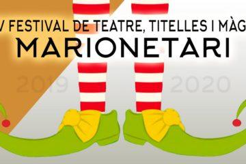 La XV edición del Marionetari ofrecerá 4 espectáculos para los más pequeños en las próximas fechas navideñas