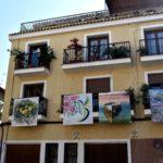 Cultura abre el plazo de inscripción de pintores para una nueva edición de Art al Balcó