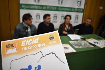 ElCid-Falcoxtrem se celebra el 25 de enero, con un trazado de 70 km. por parajes de Petrer, Castalla y Tibi y el reto de completarlo en menos de 20 horas