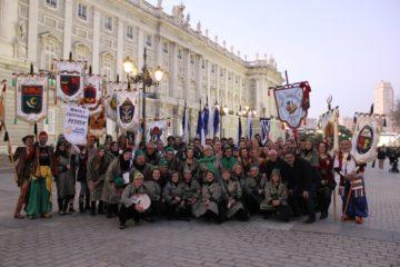 Un centenar de festeros de Moros y Cristianos de Petrer desfilarán el sábado por el centro de Madrid coincidiendo con FITUR 2020