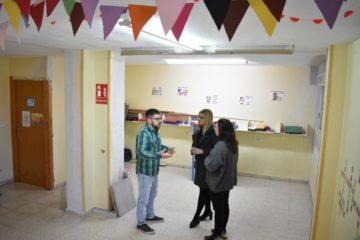Petrer mejora el Centro de Día como espacio de protección e inclusión social de menores