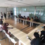 Veintidós emprendedores comienzan a desarrollar sus proyectos en una zona coworking cedida por el Ayuntamiento de Petrer
