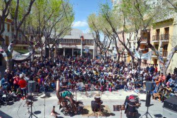 El pleno aprueba las subvenciones de Art en Bitrir, Cuentamontes, las fiestas de la Santa Cruz y la hoguera del barrio San José