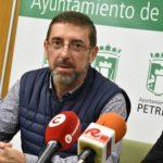 Enrique Rubio, presidente de la Unión  de Festejos, pregonará las Fiestas de la Santa Cruz de 2020