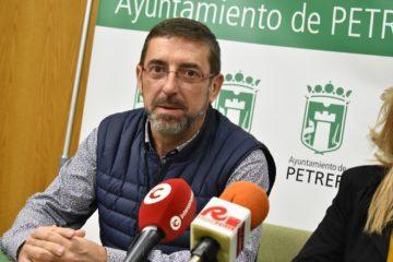 Enrique Rubio, president de la Unió de Festejos, pregonarà les Festes de la Santa Creu del 2020