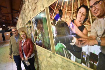 """Un tros d'Àfrica arriba al Forn Cultural de Petrer amb l'exposició """"Sensaccions d'Àfrica"""""""