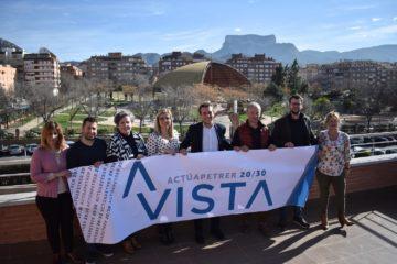 Petrer presenta AVISTA, l'estratègia per a planificar el seu futur des de la participació