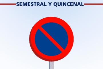 El Ayuntamiento de Petrer suspende el cambio de aparcamiento quincenal y semestral