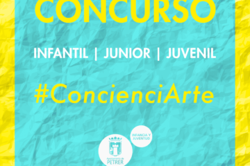 """Juventud lanza el concurso """"Concienciarte"""" para fomentar la creatividad de los más jóvenes durante el confinamiento"""