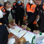 El Ayuntamiento de Petrer realiza un segundo reparto de mascarillas entre sus vecinos