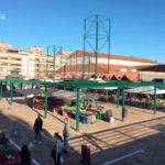 Comercio establece puntos de recogida de compra en los mercadillos de Petrer y reajusta los accesos
