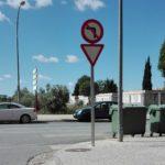 La Policía Local incrementa la señalización en diversos puntos de la población para evitar accidentes y conflictos