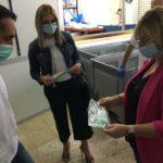 Petrer repartirá en los colegios mascarillas infantiles reutilizables para niños y niñas de 3 a 12 años