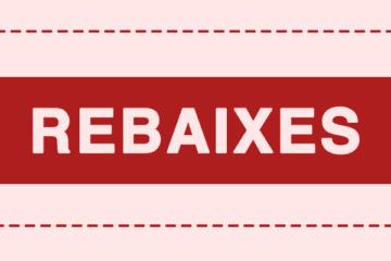 Normalització Lingüística repartirà 600 cartells i 6.000 etiquetes gratuïtes en comerços per a la campanya de rebaixes