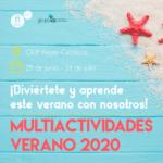 Petrer prepara una Escuela de verano de multi actividades para menores de 4 a 12 años con grupos muy reducidos para garantizar la seguridad