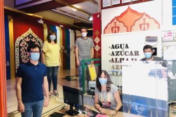 Más de 150 personas se inscriben en la apertura de las rutas turísticas de la Tourist Info de Petrer