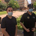 Petrer quiere atajar el abandono de guantes y mascarillas usadas en la vía pública y anuncia sanciones para quienes lo hagan