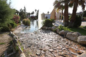 Petrer obri els parcs 9 d'Octubre i El Campet també al matí