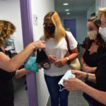 Servicis Socials reforça la seua plantilla amb sis noves treballadores